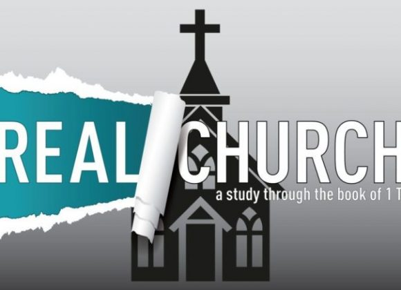 Real Church / 1 Timothy 6:17-19