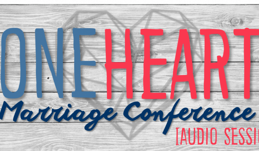 One Heart Marriage Conference – Overview