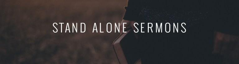 Stand Alone Sermon / Dr. Ben Phillips / Colossians 1:1-27