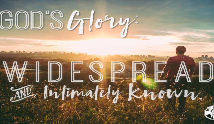 Stand Alone Sermon / Katy's First Vision – Psalm 67 / 3-17-19