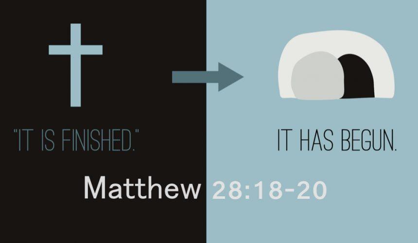 4-28-19 / Tetelestai – Our Message / Pastor Coleman