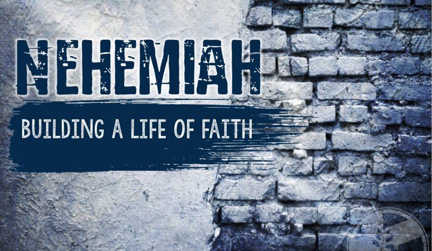 9-1-19 / Nehemiah 11:1-2 / Nehemiah: Building a Life of Faith / Pastor Coleman