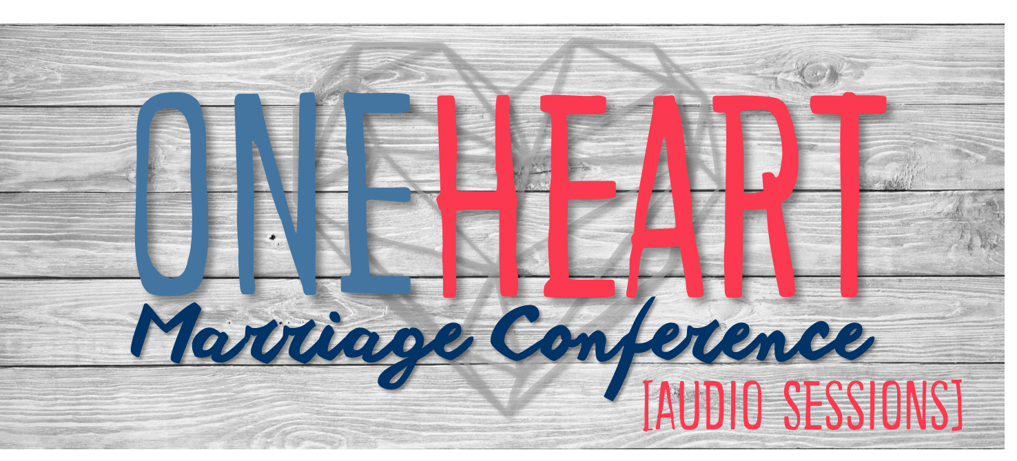 OneHeart Marriage Conference – Saturday AM Wrap-up