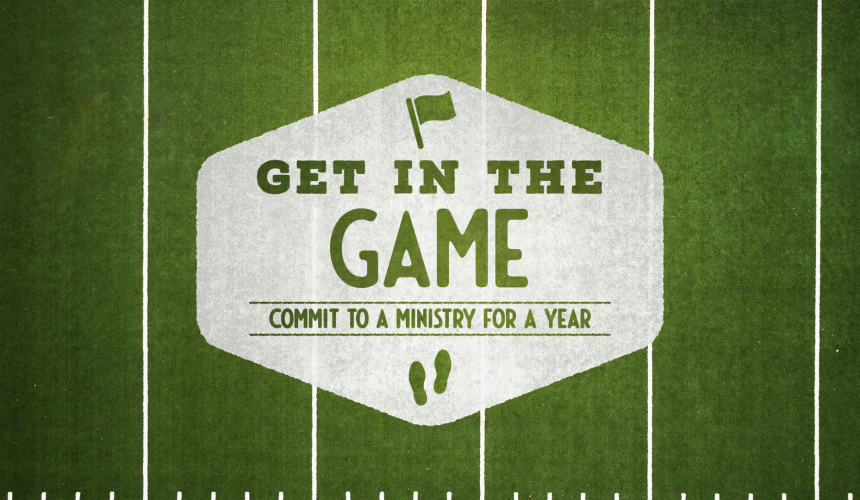 6-2-19 Get in the Game Sunday / 1 Corinthians 9:24-27 / Pastor Jon Hicks