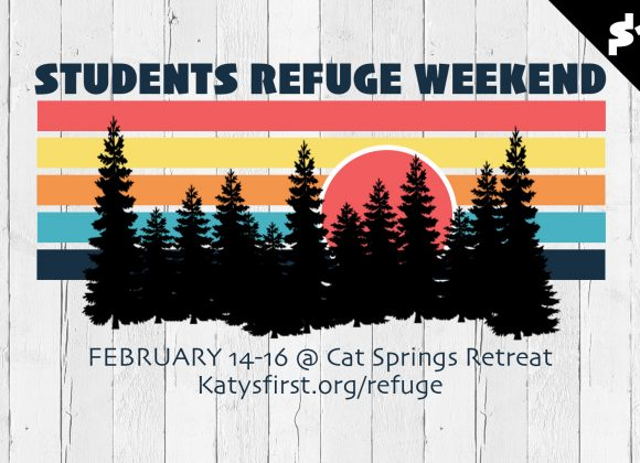 2-16-20 / Refuge – Session 4 / George Jacobus